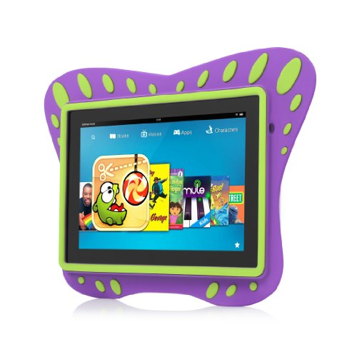 Incipio Butterfly Kids Case for the All New Kindle
