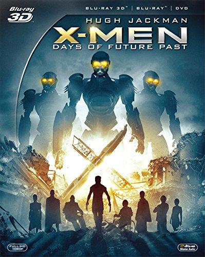 X-MEN:フューチャー&パスト 3枚組コレクターズ・エディショ...[Blu-ray/ブルーレイ]