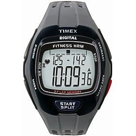 Timex T5J031 Unisex Digital Fitness Heart Rate Monitor Watch