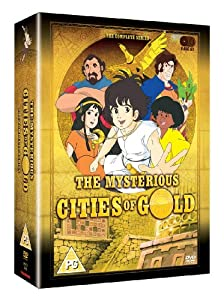 Mysterious Cities Of Gold - Complete Series [DVD]