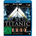 Titanic: Die 100 Jahre Edition (3D Vers.) [Blu-ray 3D] [Import allemand]