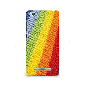 TAZindia Designer Printed Hard Back Case Cover For Xiaomi Mi4i