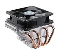 Cooler Master Vortex Plus - CPU Cooler with Aluminum Fins and 4 Direct Contact Heat Pipes (RR-VTPS-28PK-R1)