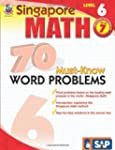 Singapore Math:70 Word Problems L.6 Gr.7
