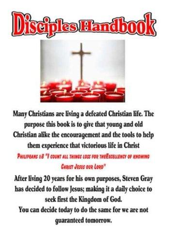Disciples Handbook (God is calling His church)