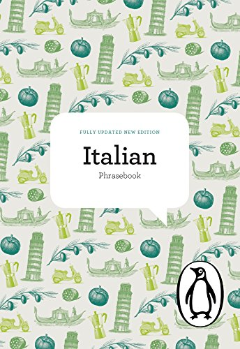The Penguin Italian Phrasebook: Fourth Edition (Phrase Book, Penguin), by Jill Norman, Pietro Giorgetti, Daphne Tagg, Sonia Gallucci