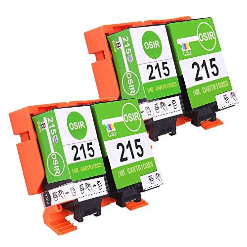 OSIR T215 Compatible Ink Cartridge For Epson Workforce 100 WF-100 2 set
