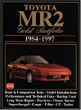 Toyota MR2 1984-97 Gold Portfolio