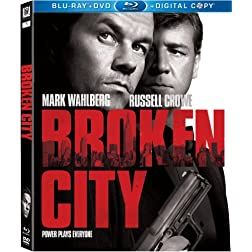 Broken City (Blu-ray / DVD + Digital Copy)