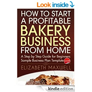 starting a bakery from home