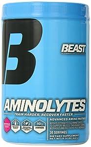 Beast Sports Nutrition Aminolytes, Watermelon, 14.56 Ounce