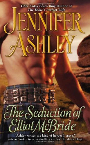The Seduction Of Elliot McBride (MacKenzies & McBrides, #5)