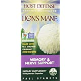 Host Defense Lion's Mane Capsules, 60 count