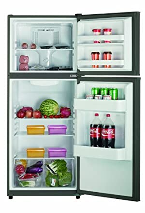 Avanti FF993W 10.0 CU FT Two Door / Frost Free / Glass Shelves / Reversible