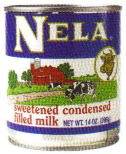 Goya Foods Nela Sweetened Condensed Milk, 14-Ounce