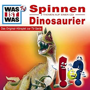 WAS IST WAS, Folge 8: Dinosaurier / Spinnen