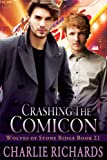 Crashing the Comicon (Wolves of Stone Ridge)