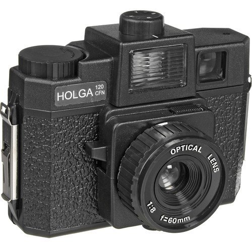 Find Cheap Holga 120 Color Flash Camera