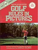 img - for Golf Rules in Pictures Revised edition by U.S. Golf Association (1988) Mass Market Paperback book / textbook / text book