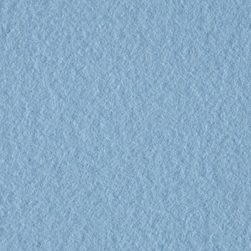 Solid Fleece Baby Blue Fabric By The Yard (Blue Fleece Fabric compare prices)