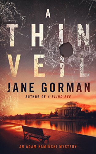 A Thin Veil: book 2 in the Adam Kaminski Mystery Series by Jane Gorman