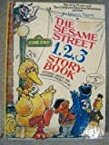 img - for Jim Henson's Muppets in The Sesame Street 1, 2, 3 Story-Book: Stories About the Numbers from 1 to 10 by Emily Perl Kingsley, Jeffrey Moss, Norman Stiles, Daniel Wil (1973) Hardcover book / textbook / text book