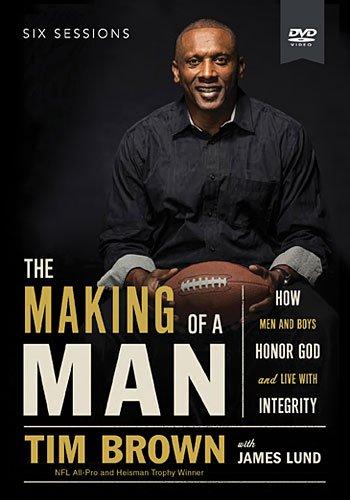 一名男子制作: 男子和男孩如何荣耀上帝和活得正直: Dvd 研究