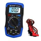Digital Multimeter HP-33D CATIII Durchgang hfe Widerstand LED Beleuchtung