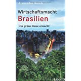 Wirtschaftsmacht Brasiliender Grüne Riese Erwacht