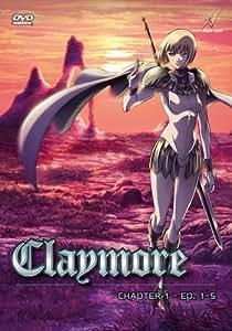 Claymore - Schwert der Rache (Chapter 1 - Ep. 1-5)