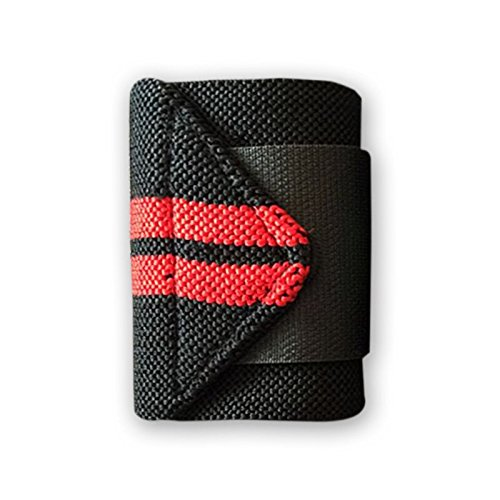 ACE Weight Lifting Sports Wristband Gym Wrist Thumb Support Straps Wraps Bandage Fitness Training Safety Hand Bands (Ace Bandage Wrist compare prices)