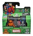 Marvel Minimates Transforming Thing &...