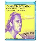 echange, troc Camile Saint-Saens: Symphony No: 3 'Organ', Carnaval of the Animals (includes Alexander Jero conceptual 5.1 presentation) The N