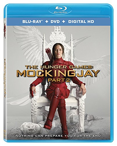 The Hunger Games: Mockingjay Part 2 [Blu-Ray + DVD + Digital HD] [Reino Unido] [Blu-ray]
