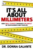 img - for It's All About Millimeters - How Small Changes can Make a Big Impact in your Business and your Life book / textbook / text book