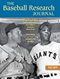 img - for Baseball Research Journal: Volume 42 Issue 2 book / textbook / text book