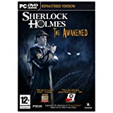 Sherlock Holmes: The Awakened - Remastered Version (PC DVD)by Ascaron