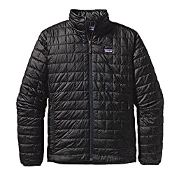 Patagonia Nano Puff Jacket - Men\'s Black Large