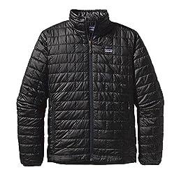 Patagonia Nano Puff Jacket - Men\'s Black Large