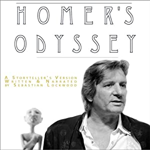 Homer's Odyssey: A Storyteller's Version Audiobook