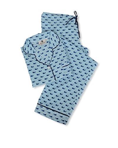 Malabar Bay Whales Pajama Set