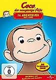 Coco, der neugierige Affe - 16 Abenteuer auf 2 DVDs