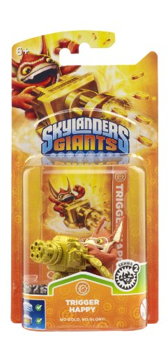 Skylanders Giants - Character Pack - Trigger Happy (Wii/PS3/Xbox 360/3DS)