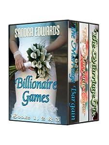 Billionaire Games Boxed Set