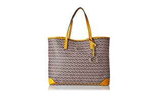 Guess Tote (Marrón / Naranja)