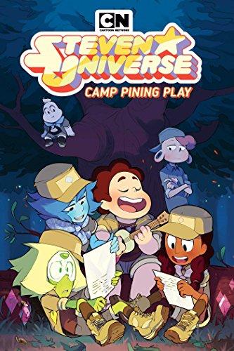 Steven Universe Original Graphic Novel Camp Pining Play [Mannino, Nicole] (Tapa Blanda)
