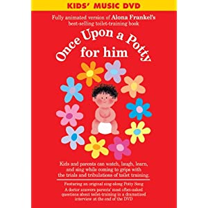 Once Upon a Potty for Him DVD movie