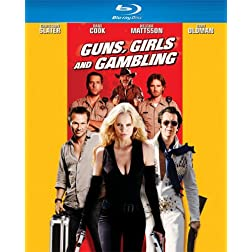 Guns, Girls and Gambling [Blu-ray]