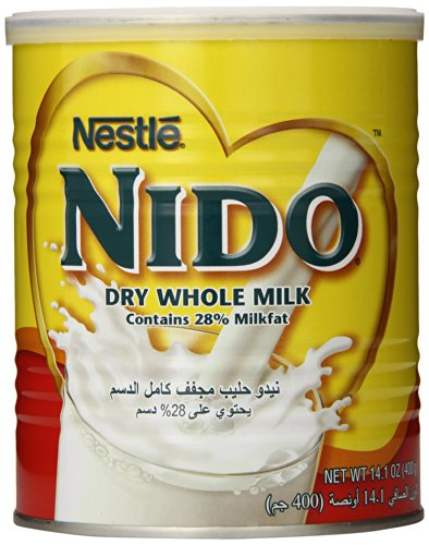 Nestle Nido Instant Milk Powder, 400 G, 14 Ounce front-922453