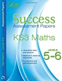 Bob Hartman Maths Levels 5-6: Assessment Papers (Letts Key Stage 3 Success)